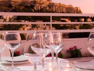 Magna Grecia Boutique Hotel Athens - Restaurant