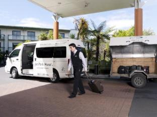 Jet Park Airport Hotel Auckland - Entrance