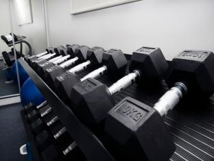 Jet Park Airport Hotel Auckland - Fitness Room