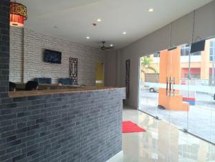 City View Hotel Sepang Kuala Lumpur - Reception Area