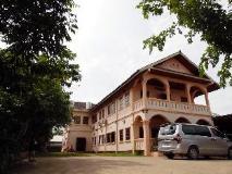 Vannaketh Guesthouse: exterior