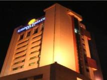 Krishna Palace Hotel: