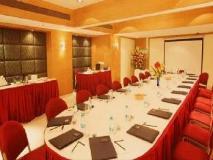 Krishna Palace Hotel: meeting room
