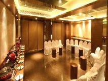 Krishna Palace Hotel: buffet