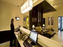 Krishna Palace Hotel: reception