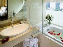 Hotel LKF By Rhombus (Lan Kwai Fong): bathroom