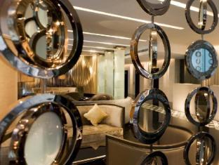 Hotel LKF By Rhombus (Lan Kwai Fong) Hong Kong - Vestíbulo