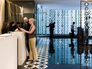 Hotel LKF By Rhombus (Lan Kwai Fong) Hongkong - Empfangshalle