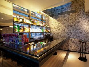 Hotel LKF By Rhombus (Lan Kwai Fong) Hong Kong - Bar/ Salón