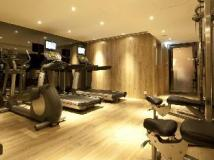 Hotel LKF By Rhombus (Lan Kwai Fong): fitness room