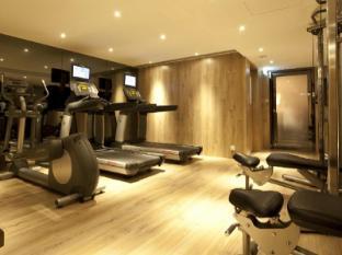 Hotel LKF By Rhombus (Lan Kwai Fong) هونج كونج - غرفة اللياقة البدنية