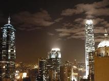 Hotel LKF By Rhombus (Lan Kwai Fong): view