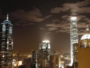 Hotel LKF By Rhombus (Lan Kwai Fong) Hongkong - Vaade