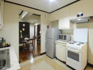 Parque Espana Residence Hotel Manila - Kitchen