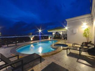 Parque Espana Residence Hotel Manila - Swimming Pool