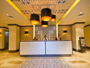 Parque Espana Residence Hotel Manila - Reception