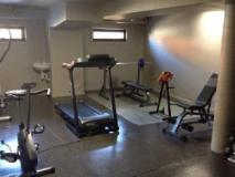 Crest on Barkly Hotel: fitness room