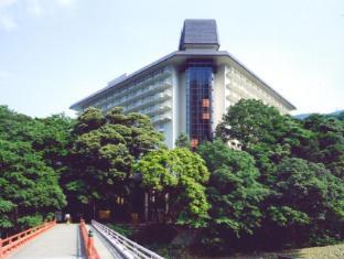 Yumoto Fujiya Hotel Hakone - Hotellet udefra