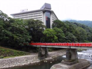 汤本富士屋酒店 箱根 - 酒店外观
