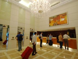The Wharney Guang Dong Hotel Hong kong - Foyer