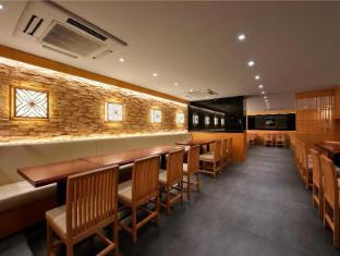 The Wharney Guang Dong Hotel Hongkong - Restoran
