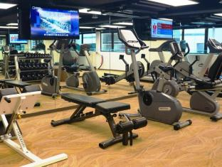 The Wharney Guang Dong Hotel Hong-Kong - Salle de fitness
