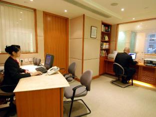 The Wharney Guang Dong Hotel Hongkong - Business Center