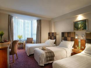 The Wharney Guang Dong Hotel Hongkong - Gjesterom