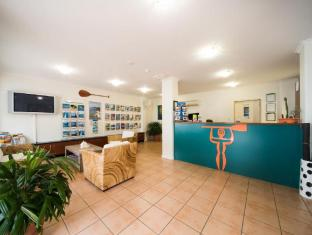 Shingley Beach Resort Whitsunday Islands - Lobi