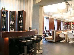 987 Design Prague Hotel Praag - Gastenkamer