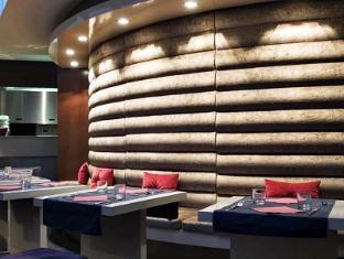 987 Design Prague Hotel Praag - Restaurant