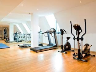 Angleterre Hotel Berlin Berlin - Gym
