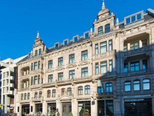 Angleterre Hotel Berlin Berlin - Hotellet från utsidan
