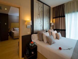 Hotel Paseo Del Arte Μαδρίτη - Δωμάτιο