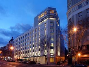 Hotel Paseo Del Arte Μαδρίτη - Εξωτερικός χώρος ξενοδοχείου