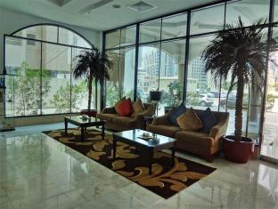 Al Jawhara Gardens Hotel Dubai - Lobby