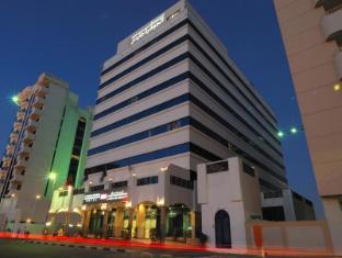 Al Jawhara Gardens Hotel Dubai - Exterior