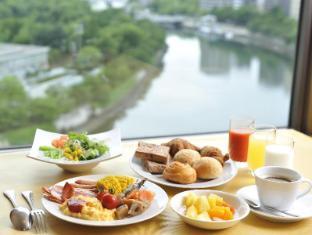 Hotel Sunroute Hiroshima Hiroshima - Food and Beverages