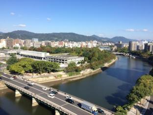 Hotel Sunroute Hiroshima Hiroshima - View