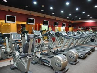 Grand Waldo Hotel Macau - Fitness Room
