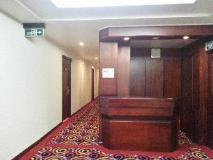 East Asia Hotel: interior