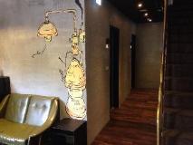 I'm Inn Taipei: interior