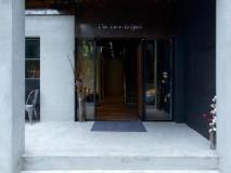 I'm Inn Taipei: entrance