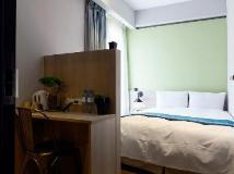 I'm Inn Taipei: guest room
