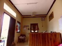 Saisomzon Guesthouse: reception