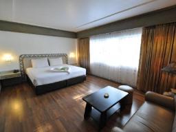 Liela izmēra istaba