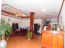 Peeyada Guesthouse: reception