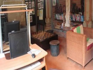 Rambutan Lovina Hotel Bali - Hotellet indefra