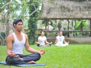 Komaneka at Tanggayuda Ubud Bali - Yoga