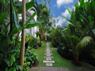 Kajane Mua Villas Bali - Garden